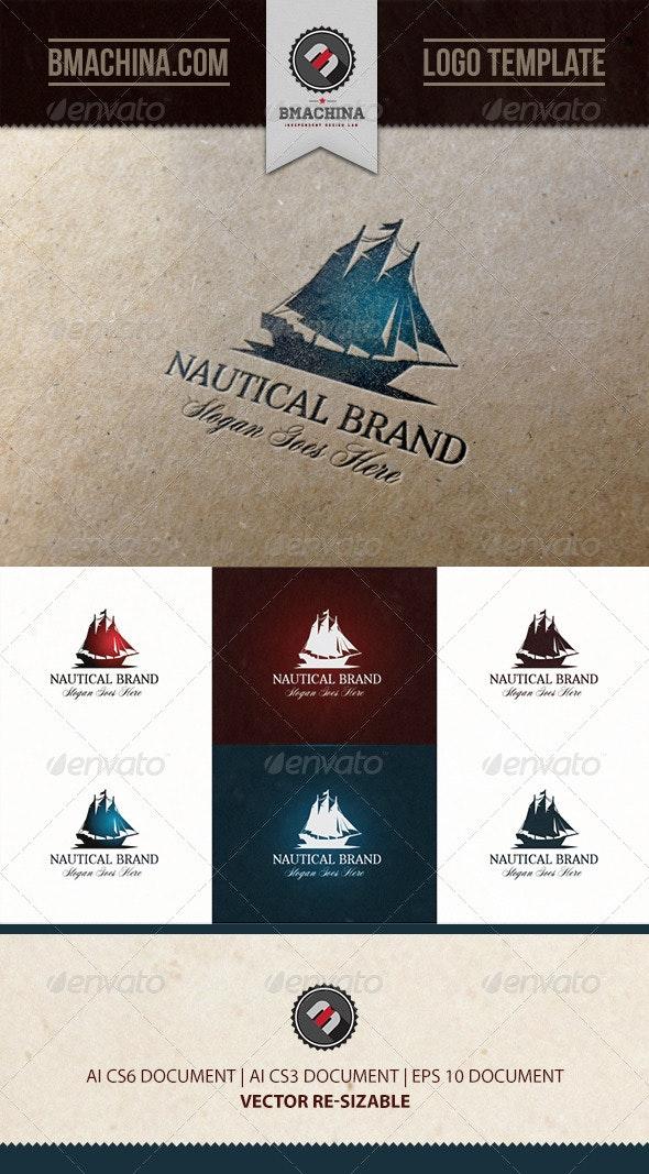 Nautical Brand Logo - Logo Templates