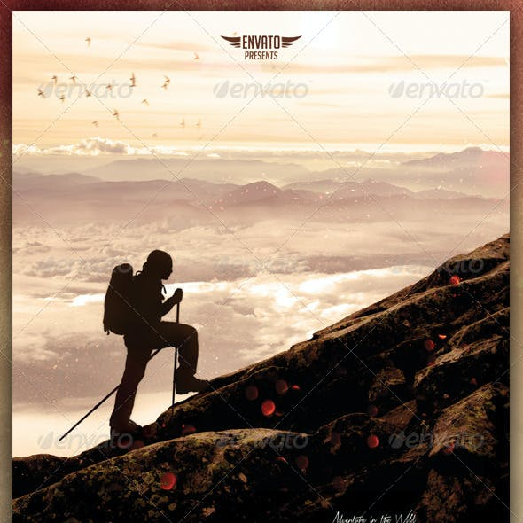 Expedition - Hiking Outdoor MTB Flyer