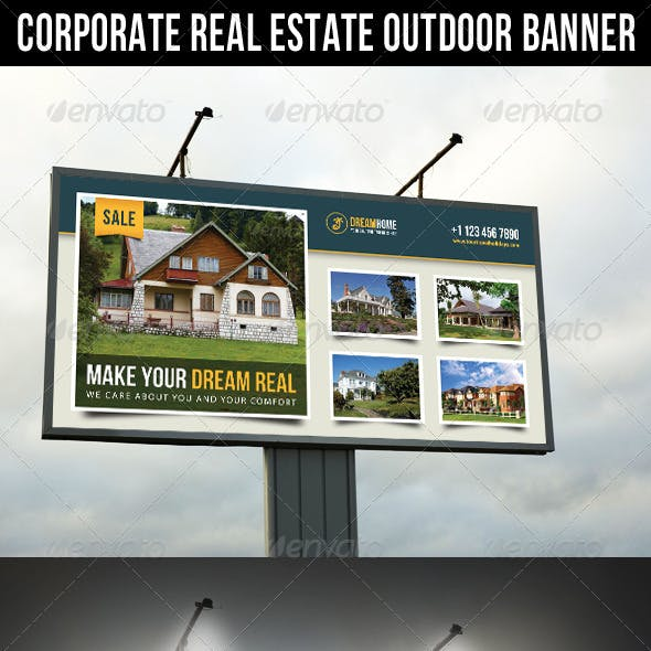 Real Estate Outdoor Banner 03