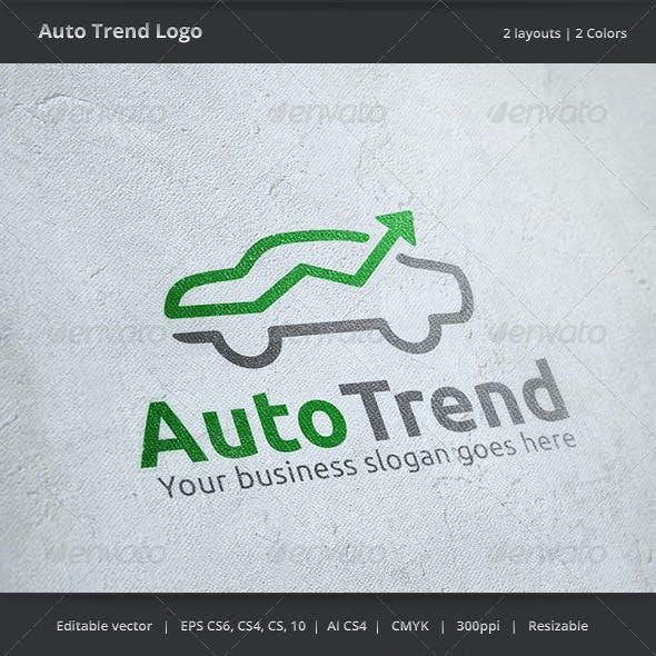 Auto Trend Car Logo