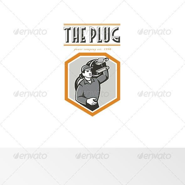 The Plug Power Company Logo