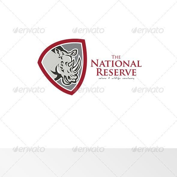 The National Reserve Nature Sanctuary Logo