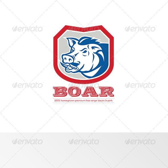 Wild Boar Free Range Logo