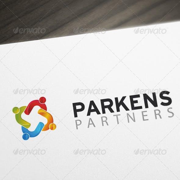 Social Partners Logo Template