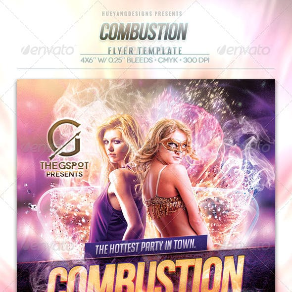 Combustion Flyer
