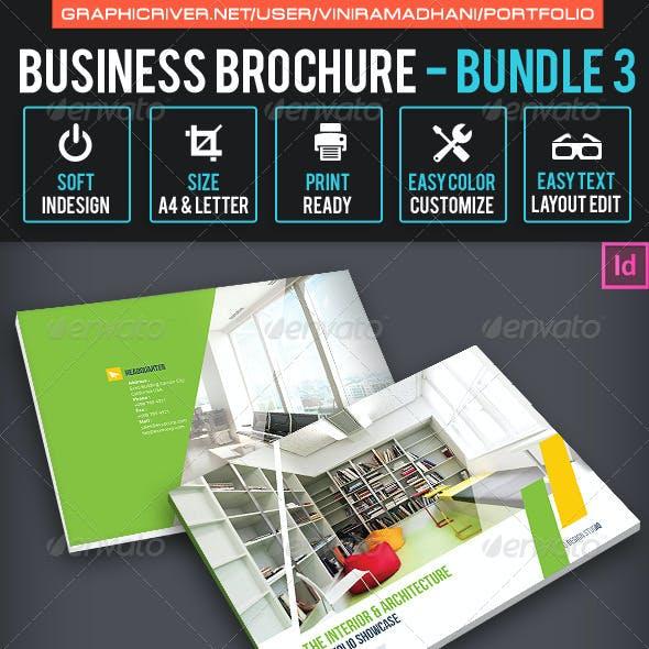 Portfolio Brochure bundle 1