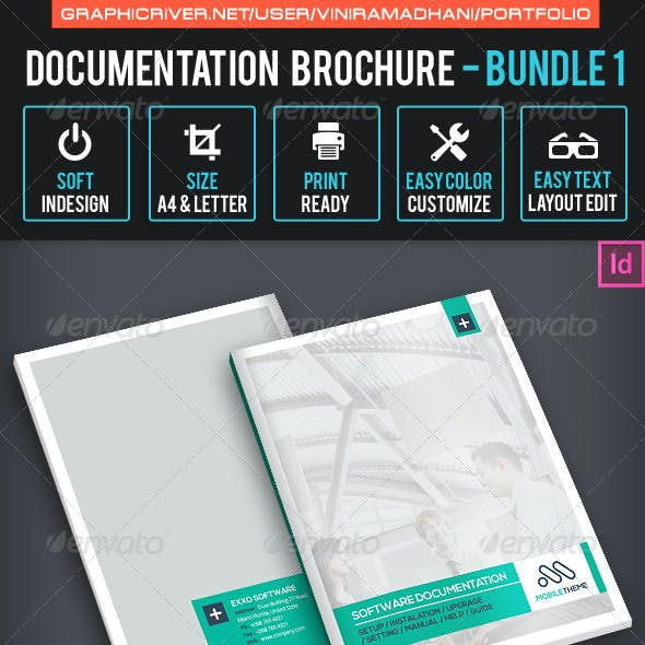 Documentation Brochure Bundle 1
