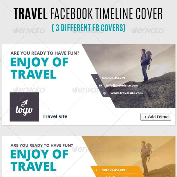 Travel Facebook Timeline Covers Vol2