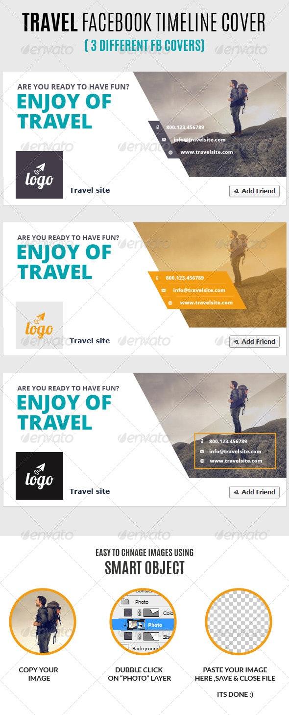 Travel Facebook Timeline Covers Vol2 - Facebook Timeline Covers Social Media