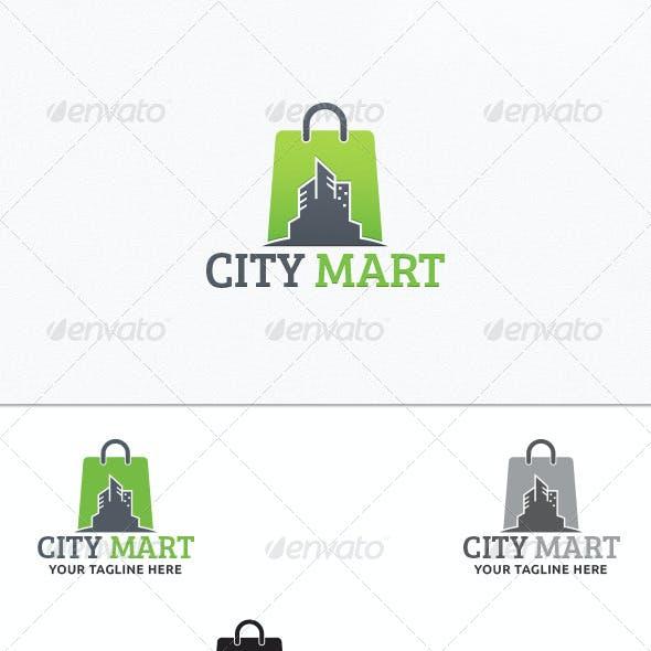 City Shop - Logo Template