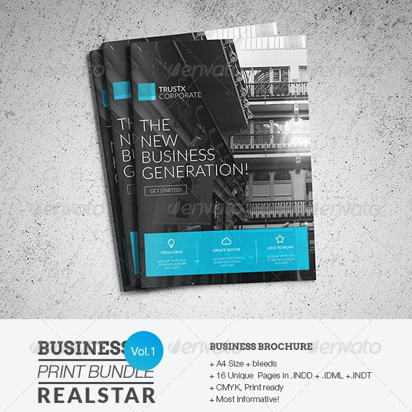 Business Print Bundle