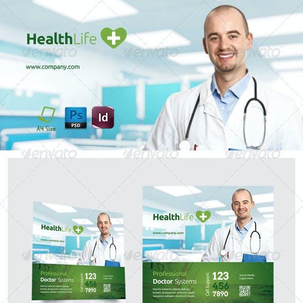 Health Flyer Templates