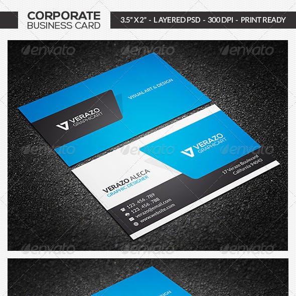 Modern Business Card 17