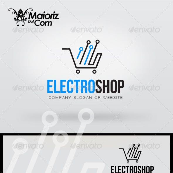 Electro Shop Logo