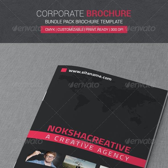Corporate Bundle Pack Brochure