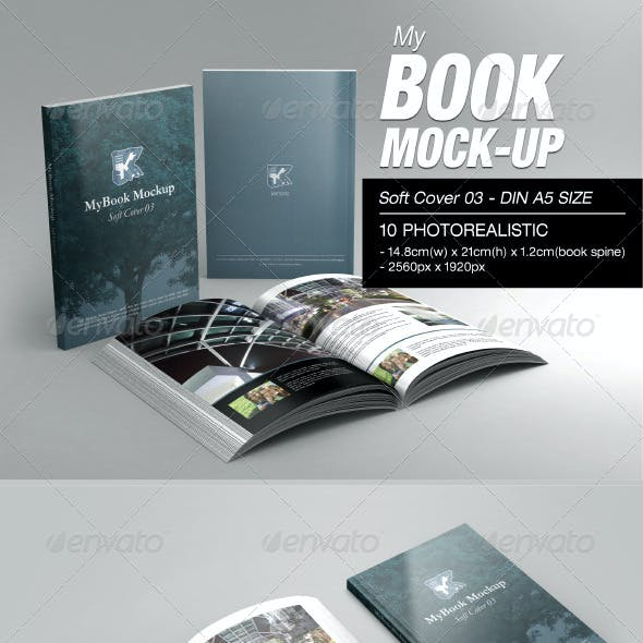Soft Cover 03 Mock-up