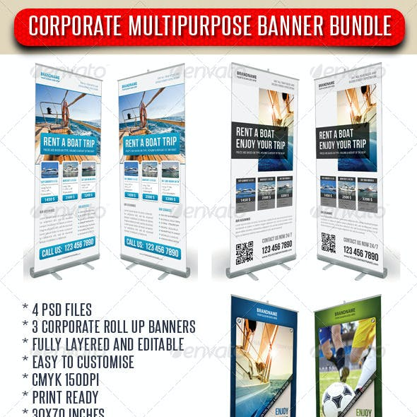 3 in 1 Corporate Rollup Banner Bundle 08