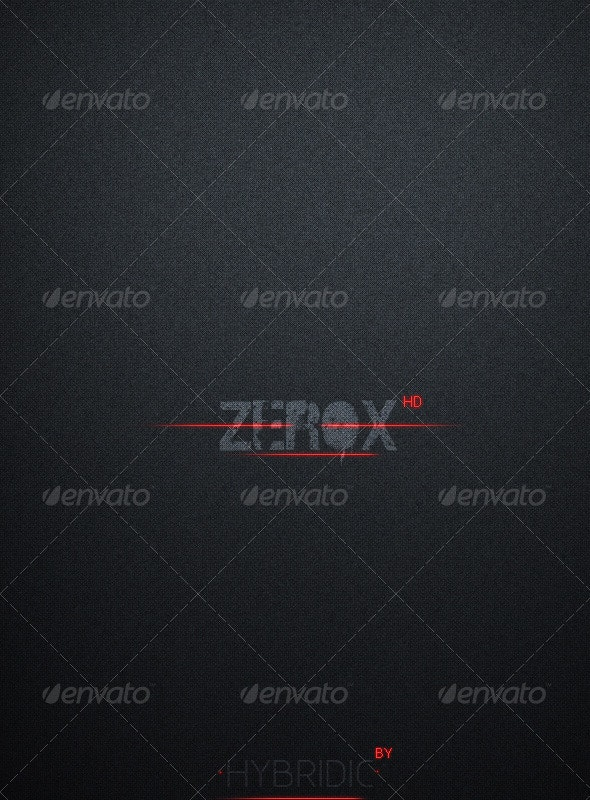Zerox - Patterns Backgrounds