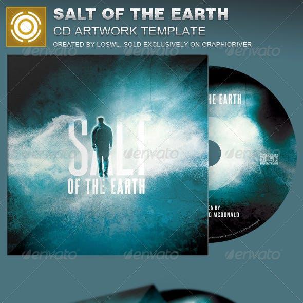 Salt of the Earth CD Artwork Template