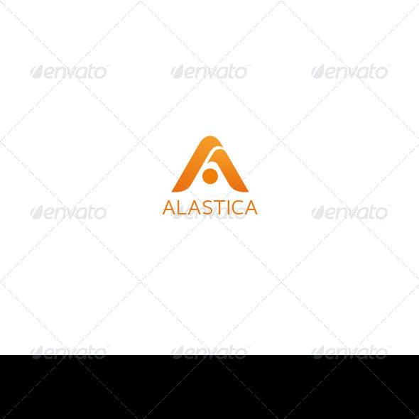 A Letter Logo | ALASTICA