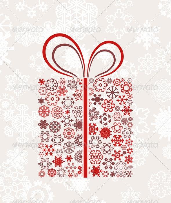 Gift - Christmas Seasons/Holidays