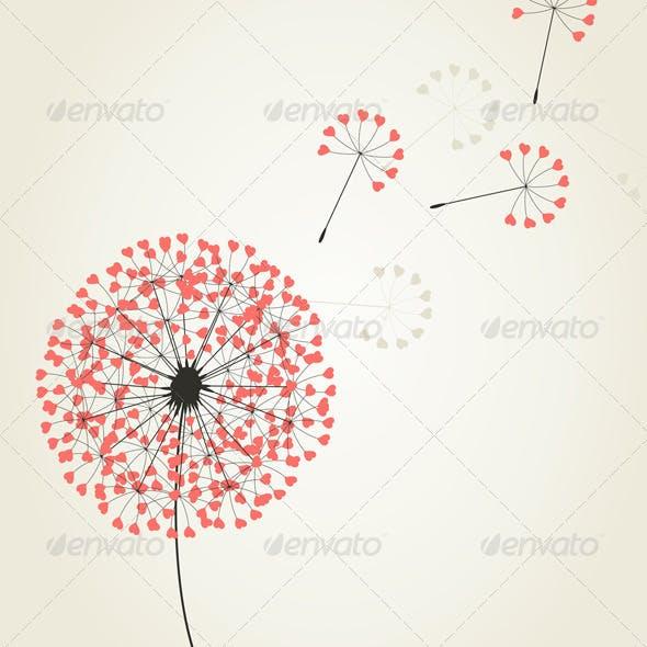Love dandelion2