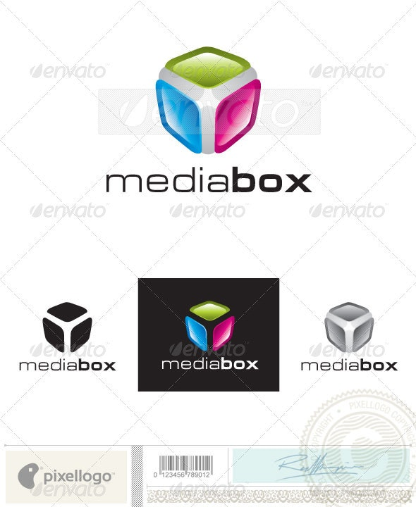 Consulting Logo - 2413 - Vector Abstract