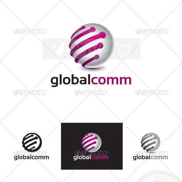 Communication Logo - 2414