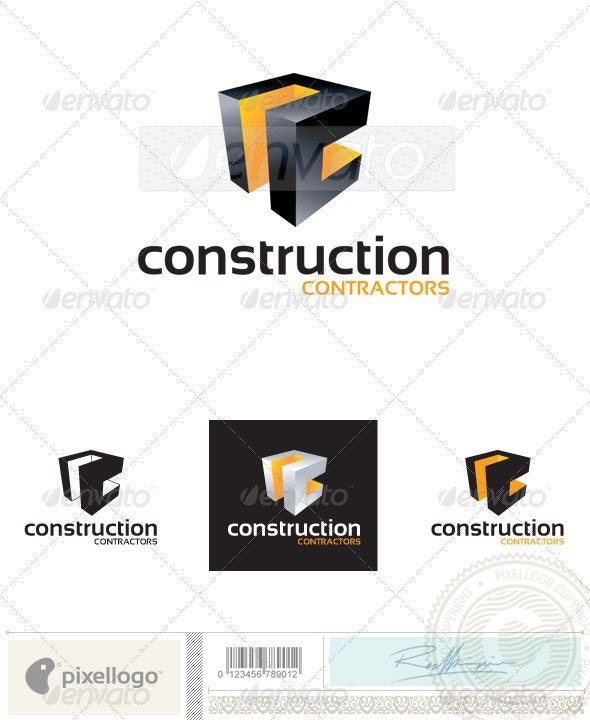 Architecture Logo - 2415 - Buildings Logo Templates