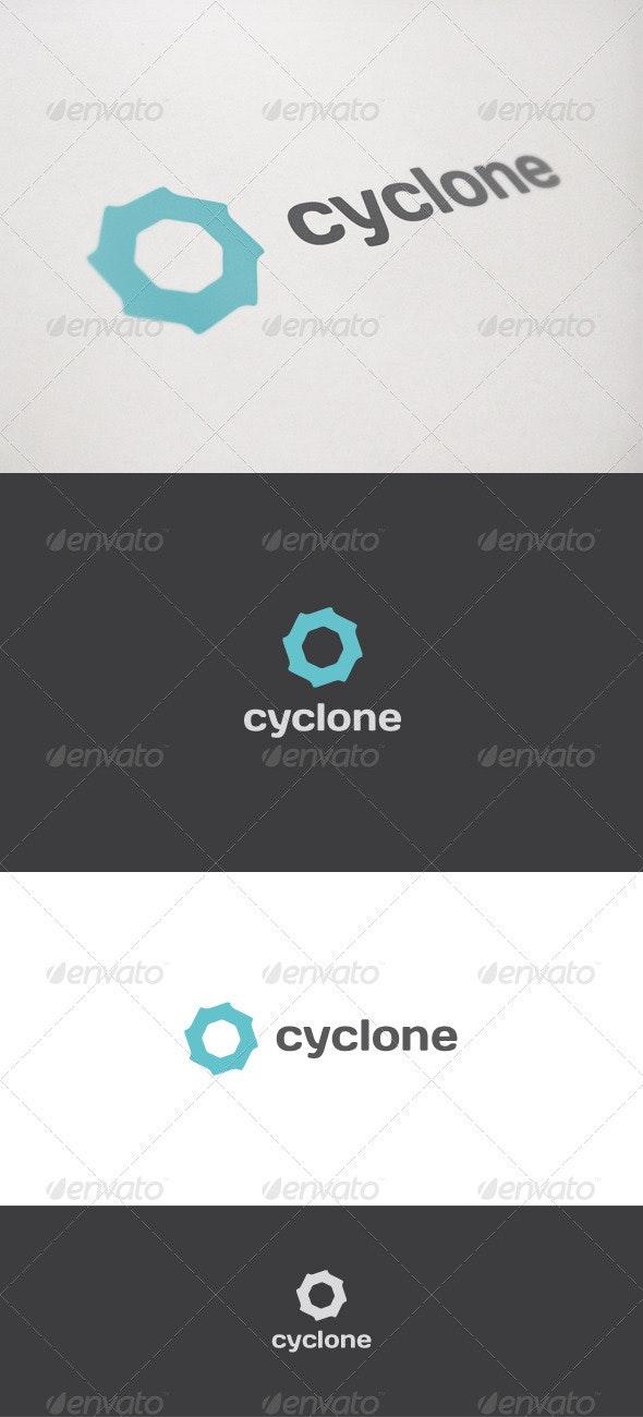 Cyclone - Abstract Logo Templates