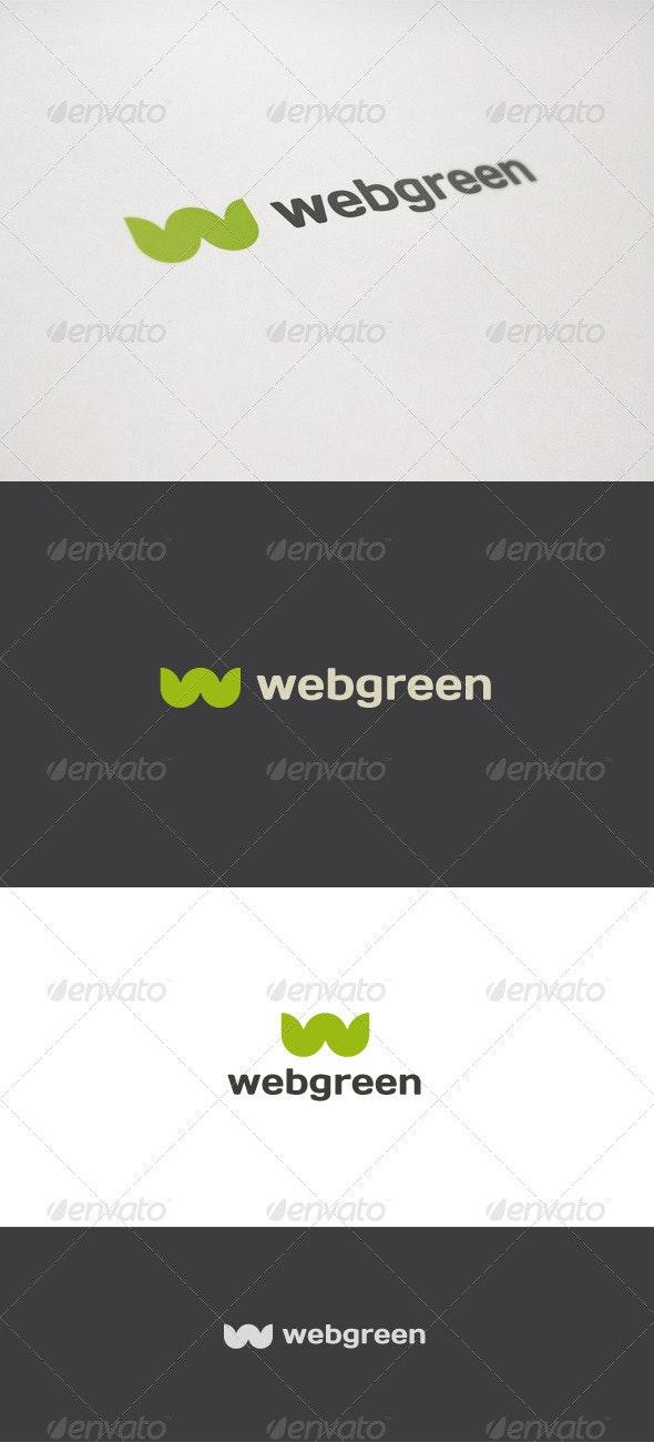 Web Green - Nature Logo Templates