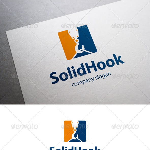 Solid Hook Logo