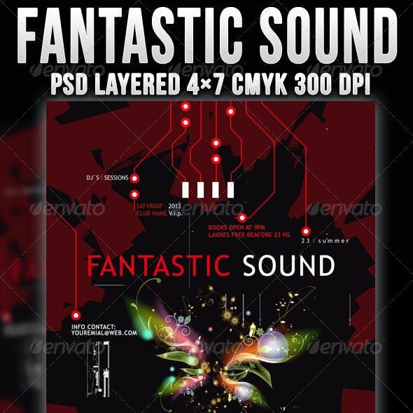 Fantastic Sound Flyer