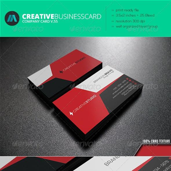 Business Card V.55