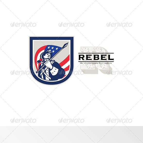 American Rebel Beer Makers Logo
