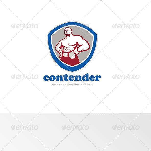 Contender Amateur Boxing League Logo