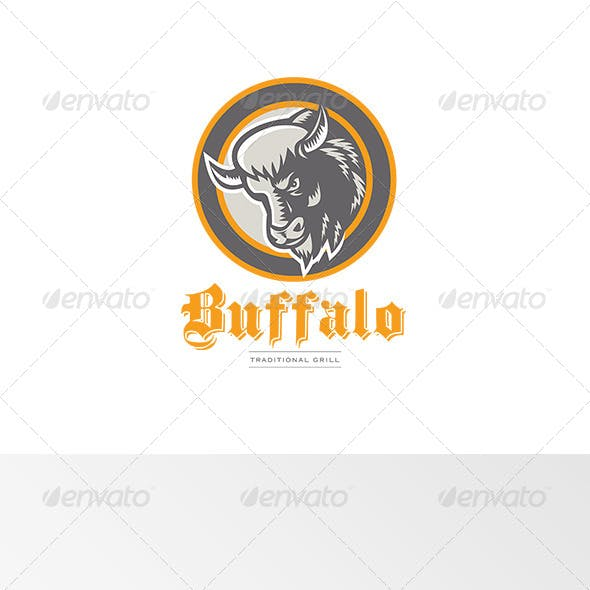 Buffalo Traditional Grill Logo