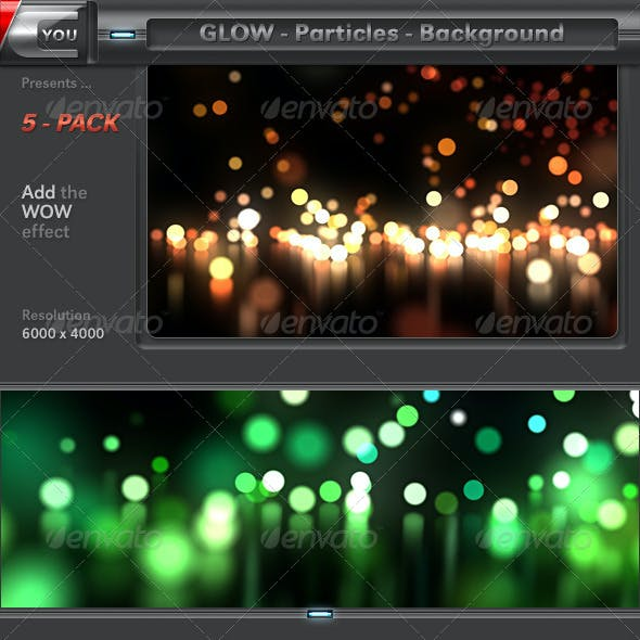 Glow Particles Pack