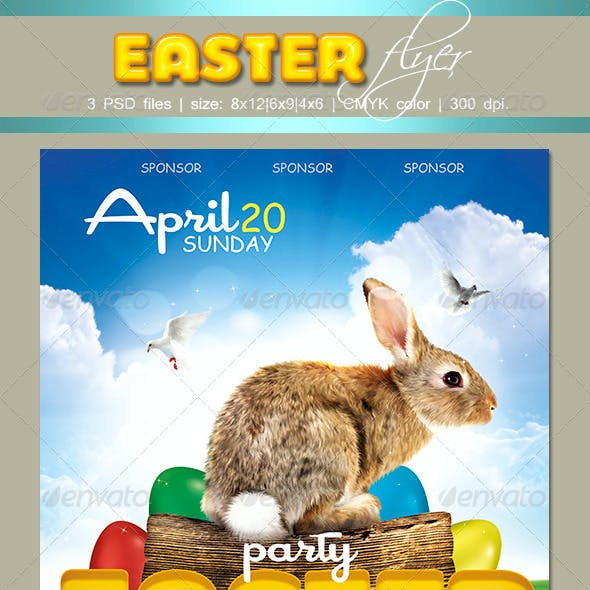 Easter Flyer 2