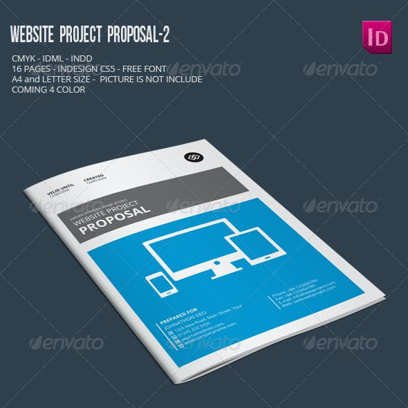 Website Project Proposal-2