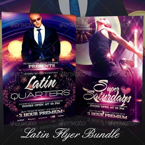 Latin Flyer Bundle