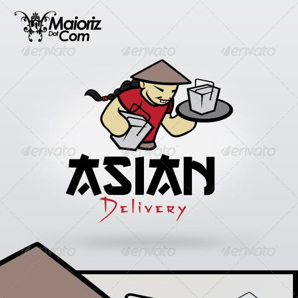 Asian Delivery Logo