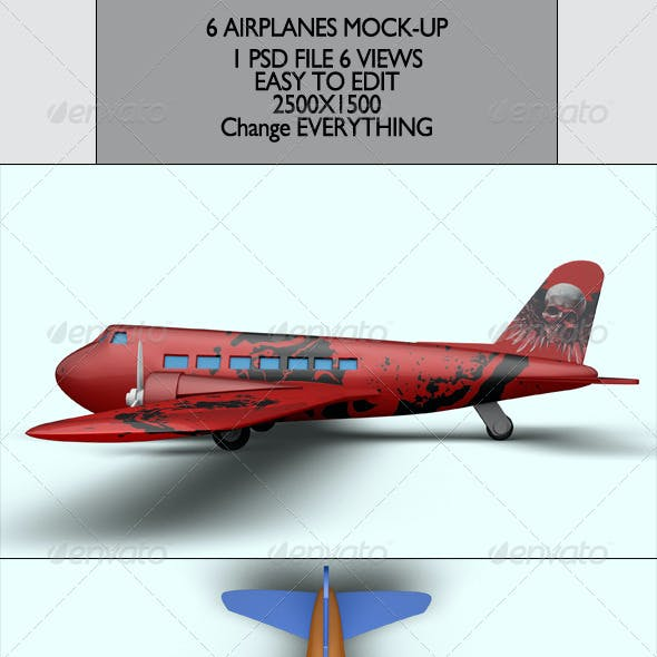 Airplane Mock Up