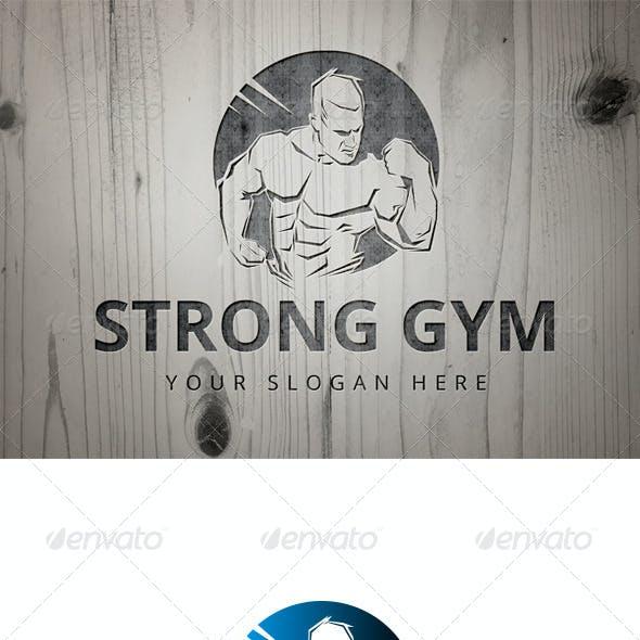 Strong Gym Logo