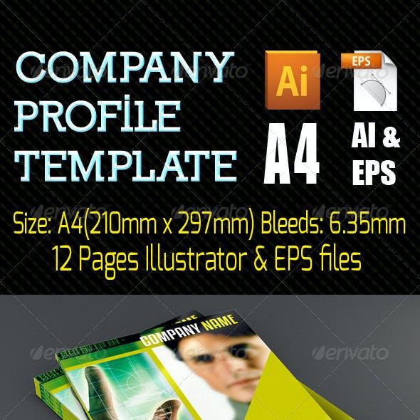 Company Profile Portrate