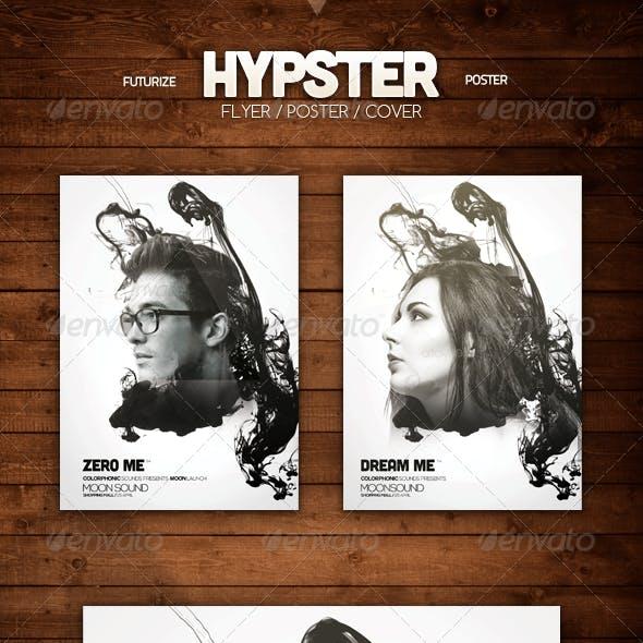 Hipster Flyer