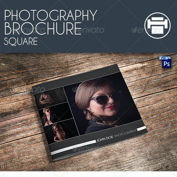 Photography Bochure Square