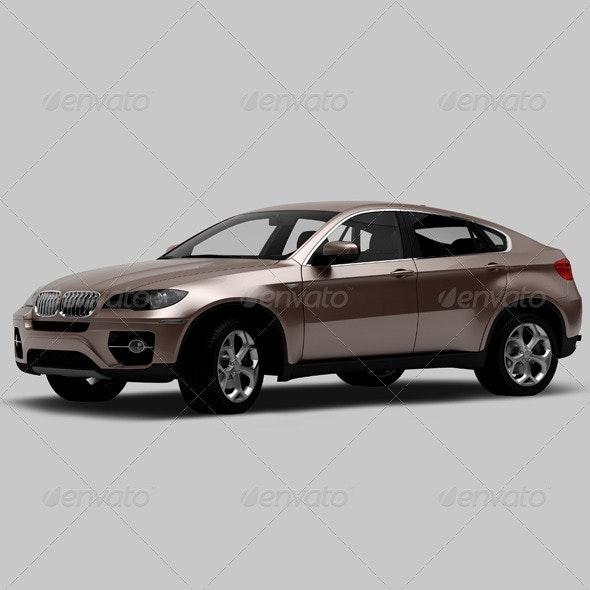Car - 3D Renders Graphics