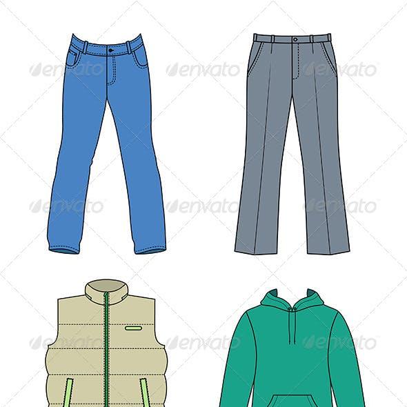 Men Clothes Collection