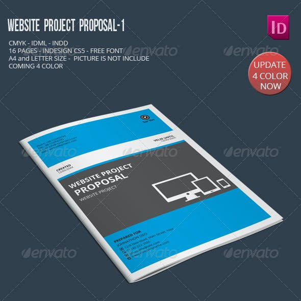 Website Project Proposal-1